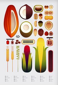 Área Visual - Blog de Arte y Diseño: Los diseños e ilustraciones de Romain Trystram