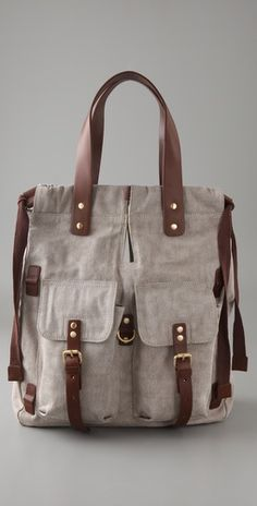 Twelfth St. by Cynthia Vincent Caine Army Tote