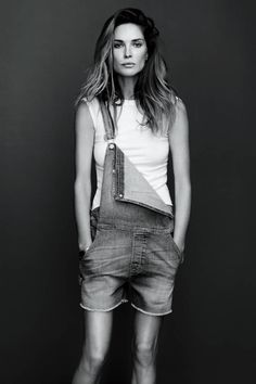 Exclusive: Erin Wasson is the new face of FRAME Denim, see the Spring 2014 campaign here!