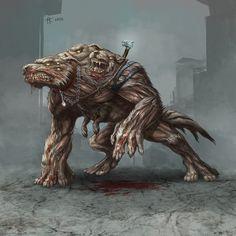 lovecraftian werewolf - Google Search
