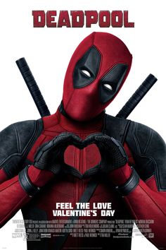 Movie Posters Kmart also Make Your Own Movie Poster Credits even Elf Movie Poster Font Deadpool Movie 2016, Deadpool Movie Poster, Marvel Movie Posters, Deadpool Art, Film Posters, Marvel Series Movies, Hd Movies, Movies Free, Dead Pool