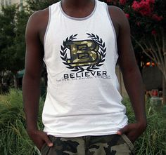 RagzIIRighteous | Christian Apparel | MEN Believer: The Few. The Called. The Chosen.