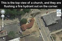 They need more thought on churches