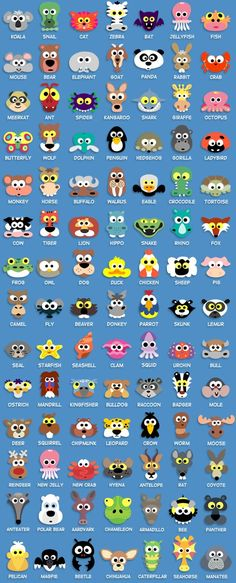 เรียนภาษาอังกฤษ ความรู้ภาษาอังกฤษ ทำอย่างไรให้เก่งอังกฤษ  Lingo Think in English!! :): คำศัพท์ภาษาอังกฤษน่ารู้เกี่ยวกับ Animals
