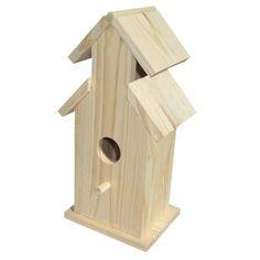 Medium III Birdhouse