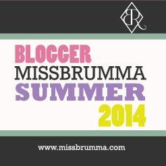 Participa en nuestro concurso!!!!! http://mnhauser.blogspot.com.es/2014/05/blogger-miss-brumma-2-edicion.html