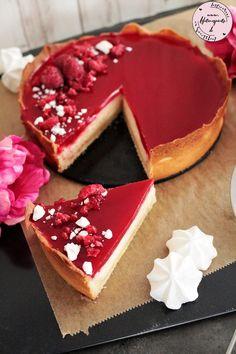 Raspberry Cheesecake Deluxe: ⋆ lifetimespirits – About Dessert World Easy Cake Recipes, Cupcake Recipes, Baking Recipes, Cookie Recipes, Dessert Recipes, Italian Pastries, Italian Desserts, Chocolate Cake Recipe Easy, Raspberry Cheesecake