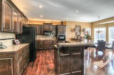 Liked colors & finishes at this house.  *** 16940 Meadow Ln, Village Of Loch Lloyd, MO 64012 is For Sale | Zillow