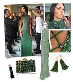 """Get the Look: Met Gala"" by seventeene ❤ liked on Polyvore featuring J.Crew, GALA, Calvin Klein, Wilbur & Gussie, Bobbi Brown Cosmetics, GetTheLook, MetGala and kendalljenner"