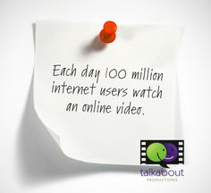 Video Marketing Facts! Talkabout Productions Best Self Quotes, Authentic Self, Facts, Marketing, Day, Truths