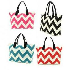 Darling Monogrammed Chevron..