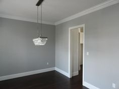 dining room. sherwin- williams argos. #7065