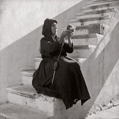 Oliena, 1955