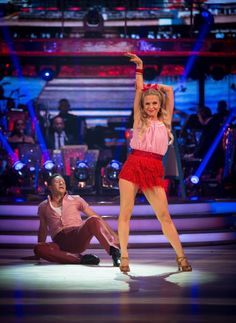 Strictly Come Dancing 2015 - Kevin and Kellie - Week 2