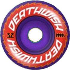 DEATHWISH WHEELS SAW PURPLE 51MM - Your skateboard store @ http://yourskateboardstore.com #skateboard