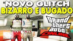 NOVO GLITCH SOLO PERSONAGEM BIZARRO! GTA V BRAÇOS INVISÍVEIS TRAJE BIZAR...