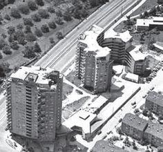 Hans Scharoun | Apartamentos Romeo y Julieta | Stuttgart, Alemania | 1954-1959 |