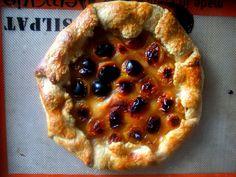 stone fruit galette: poppy + peony