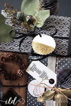 Weihnachtsgeschenkverpackung
