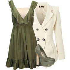 Darling outfit!