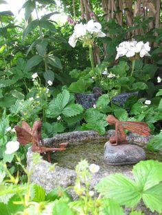 Trädgård och design för alla: Jag fick en fråga på bloggen....