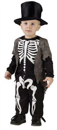 Happy Skeleton Costume allfancydress.com