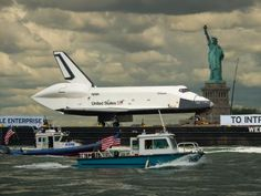 Enterprise Moves to Intrepid