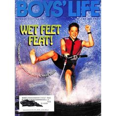 Cover Print of Boys Life Magazine, August 1997   $6.34