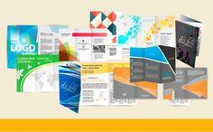 Brochures Brochures, Lorem Ipsum, Booklet, Creativity