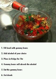good gummy bears