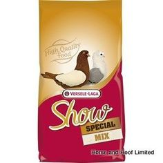 Versele Laga Special Mix Show Croppers Gabler Pigeon Food 20kg Versele Laga Special Mix Show Croppers Gabler is a high-quality mixture with maize  which has been specially developed for cropper breeds.
