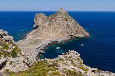 Punta Troia — a Marettimo,