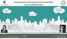 """Los invitamos a inscribirse en nuestro primer curso del año 2017, """"INTRODUCCIÓN A LA CONSTRUCCIÓN SOSTENIBLE Y CERTIFICACIONES INTERNACIONALES"""" a desarollarse el día Martes 17 de Enero, de 7:00 a 9:30pm en el Auditorio de la Municipalidad de San Borja. Escríbannos a educacion@perugbc.org.pe para mayor información e inscripciones. No se lo pueden perder!!"""