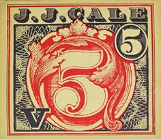 "J.J. CALE - 5 V 12"" LP VINYL"