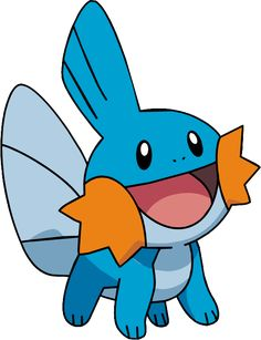 258 Mudkip by on DeviantArt All 151 Pokemon, Water Type Pokemon, Top Pokemon, Pokemon Memes, Brad Pitt, Pokemon Channel, Scooby Doo Toys, Pikachu, Games