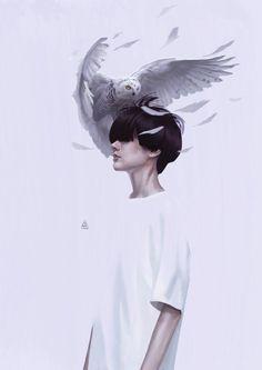 Digital art by Aykut Aydoğdu - ego-alterego.com