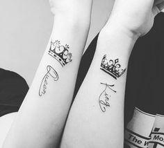 Descubre los mejores tatuajes de coronas en https://www.mundotatuajes.info/objetos/coronas/ (link en la bio)