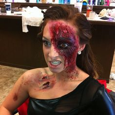 Sfx makeup by Lexi C Miller