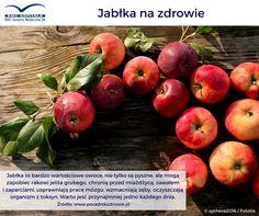 """""""An apple a day keeps the doctor away"""" mówi brytyjskie powiedzenie, czyli jedz jedno jabłko dziennie, a lekarz nie będzie Ci potrzebny. My zalecamy nawet dwa :) #emc #emcszpitale #jablo #apple"""