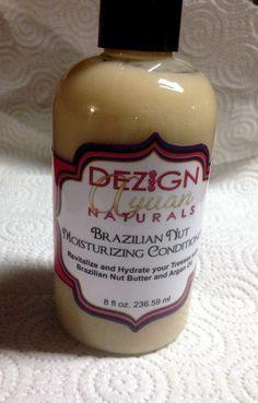 Brazilian Nut Moisturizing Conditioner