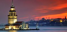 Türkiye / İstanbul / Kız Kulesi
