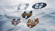 Wu-Tang Corp  |  Logos Design