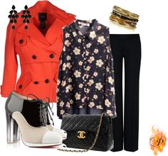 """""""Love the shoes!!"""" by pyroprincess on Polyvore"""