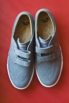 "Nike SB Janoski AC RS ""Cool Grey"""