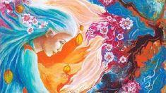 Balance Feminine Energy (Music for Deep Meditation) Deep Meditation, Timeline Covers, Feminine Energy, God, Music, Painting, Image, Dios, Musica