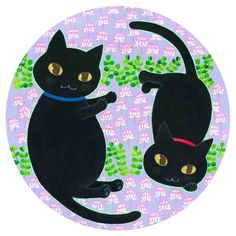 for cat museum Ceiling Painting, Museum, Kids Rugs, Cats, Illustration, Home Decor, Paint Ceiling, Gatos, Decoration Home