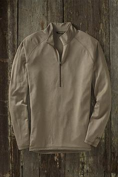 b454bcb9b7f Kuiu Merino 185 Zip-T - Made with finest New Zealand Merino wool. A