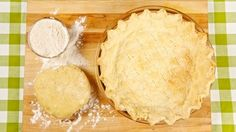 This easy tested-till-perfect pastry recipe is guaranteed to be light and flaky every time. ...