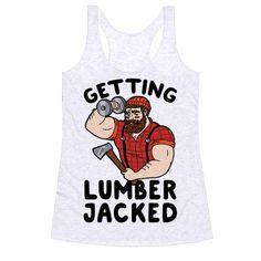 Getting Lumberjacked Baseball