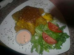 Mofongo.. churrasco.. Tequilas mexican